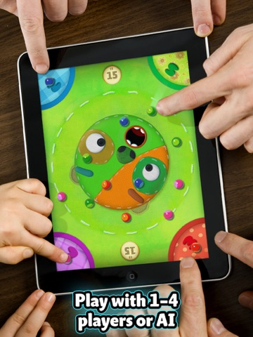 Marble Mixer for iPadのおすすめ画像1