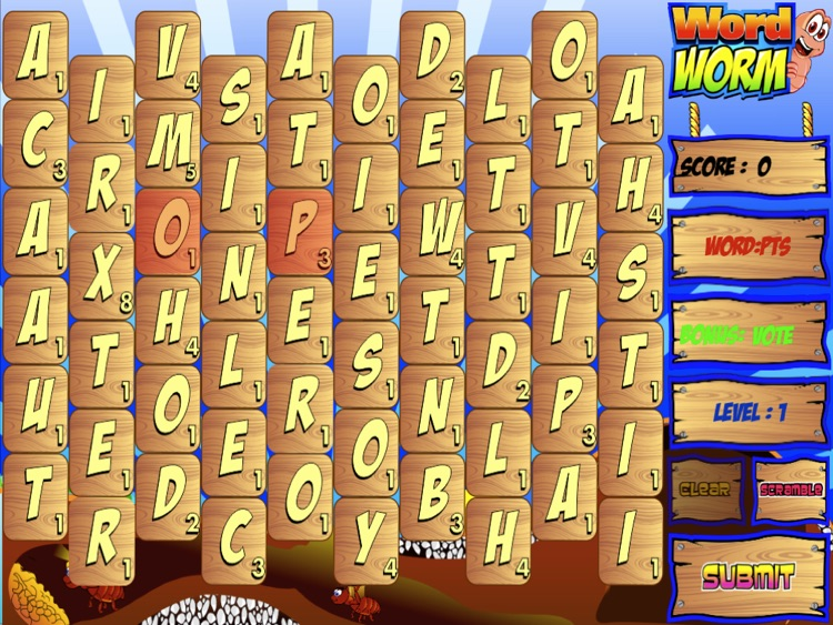 Word Worm for iPad screenshot-4