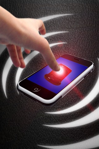 Alarm Security Anti-Touch (Gunshot and Police S... screenshot 2