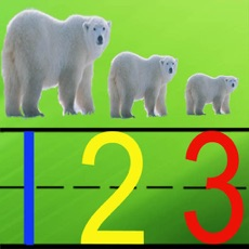 Activities of Count and Write Numbers 1-30 — An educational app that teaches young children counting and number wr...
