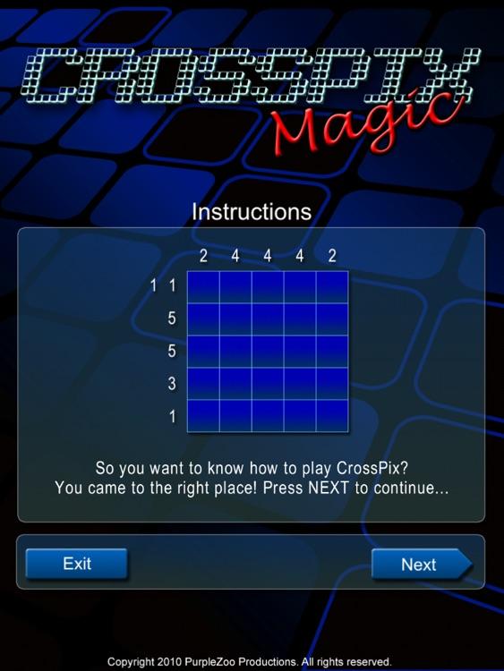 CrossPix Magic Express screenshot-4