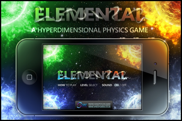 Elemental HD Lite screenshot-0
