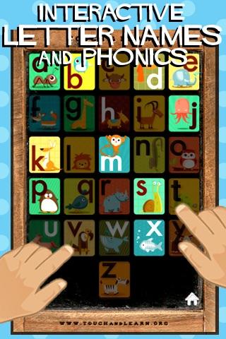 Pocket abc Lite - Letters & Sounds screenshot-4