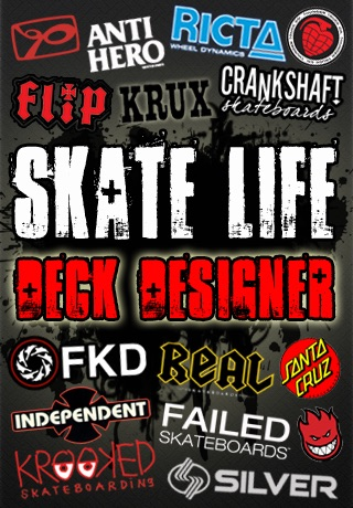 Skate Life: Deck Designer screenshot-0