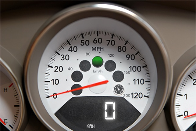auto tachometer gps speedometer im app store. Black Bedroom Furniture Sets. Home Design Ideas