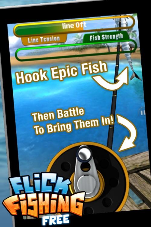 Flick Fishing FREE