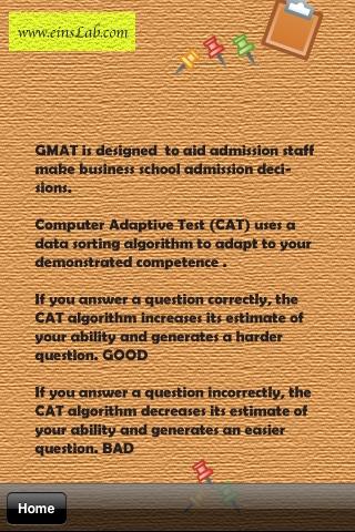 GMAT Practice Tests (math) screenshot-4