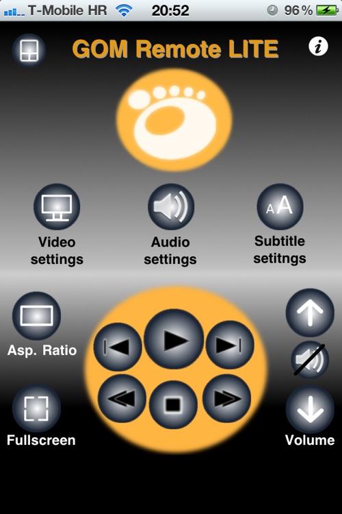 GOM Remote controller LITE