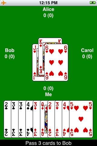 iHearts - Hearts Card Game