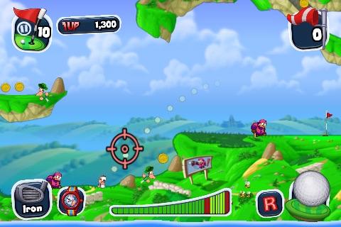 Worms Crazy Golf screenshot-4