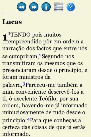 A Bíblia Sagrada (Portuguese Bible)