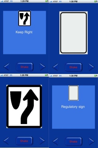 DMV Sign Test
