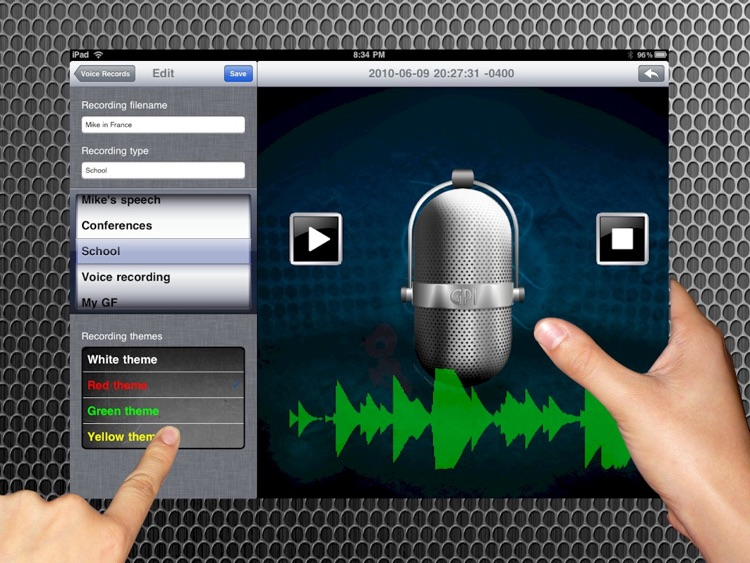 Sound Recorder HD