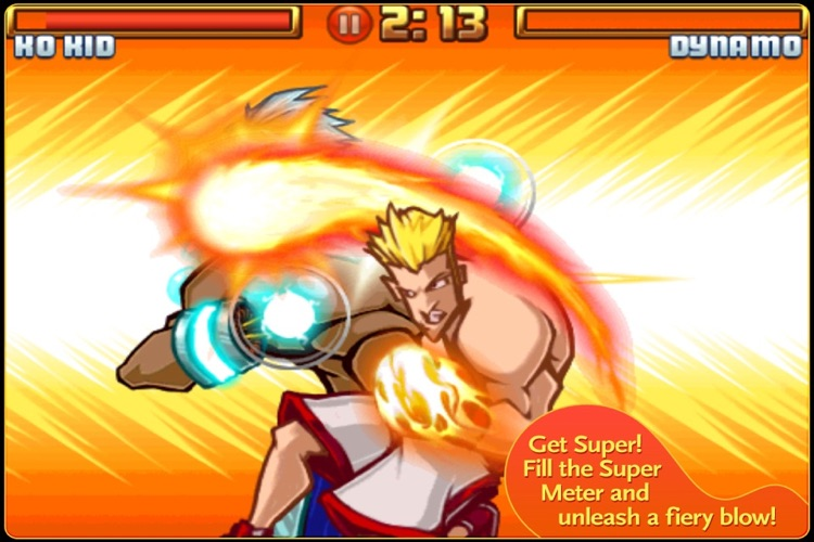 Super KO Boxing 2 screenshot-4