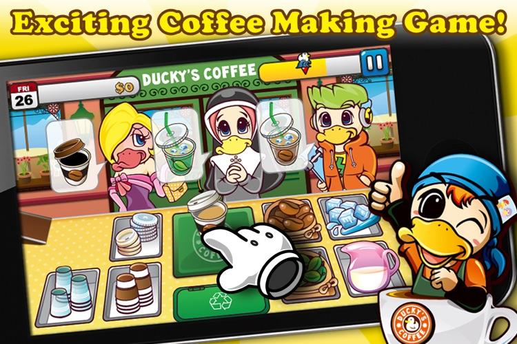 Ducky's Coffee Lite