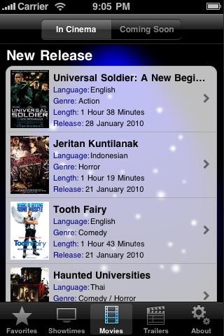 CineApps Malaysia