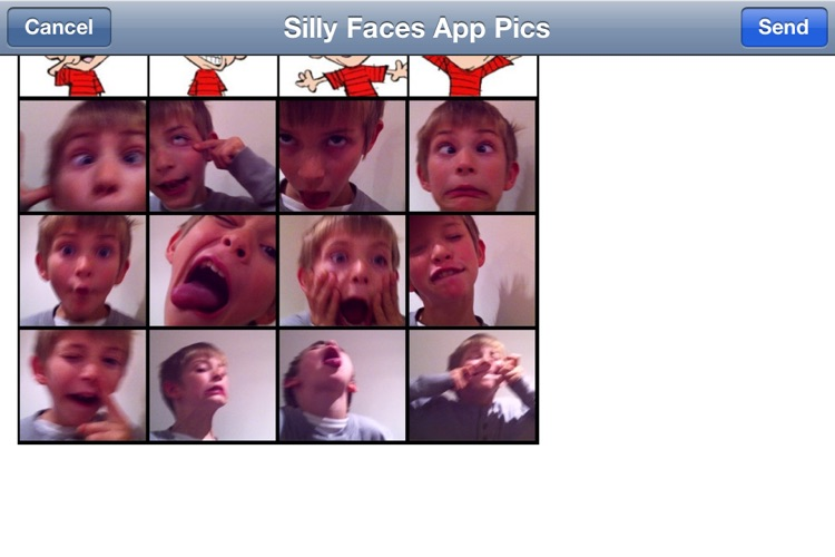 Silly Faces Online screenshot-4