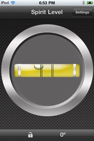free bubble level app iphone