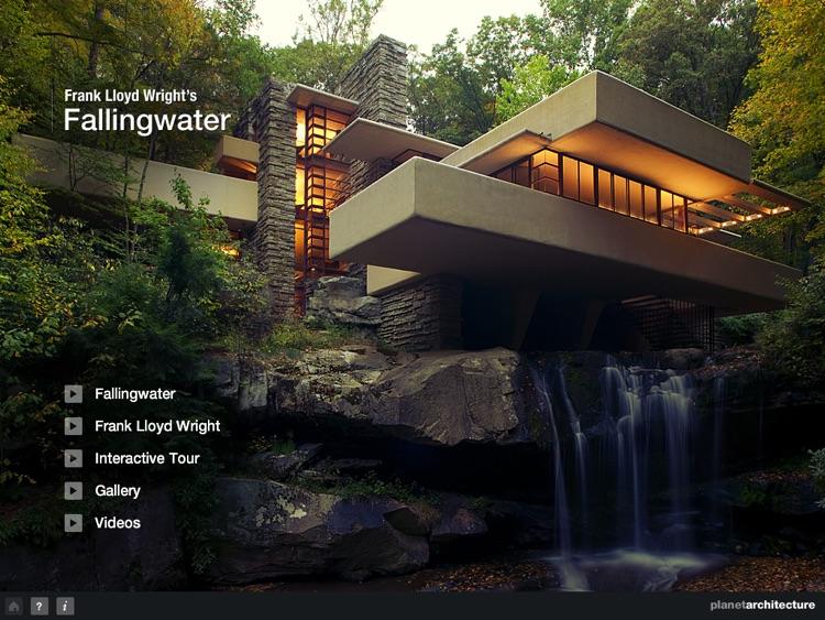 Fallingwater - Frank Lloyd Wright - HD