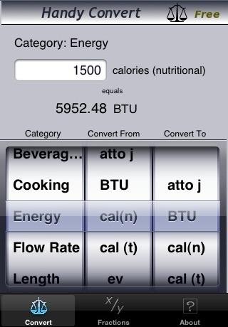 Handy Convert Free screenshot-3
