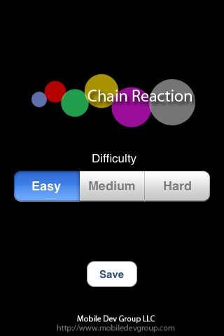 Chain Reaction Free screenshot two