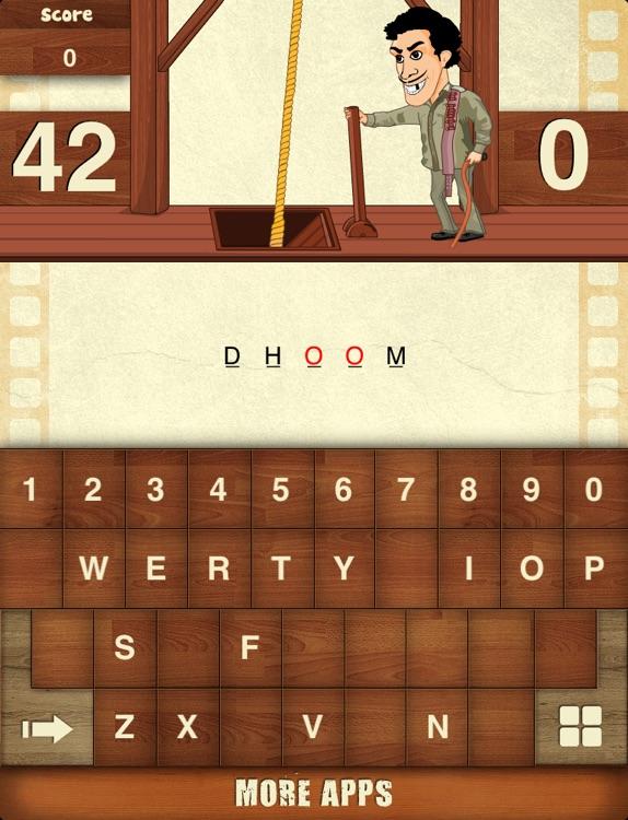 Hangman Bollywood screenshot-4