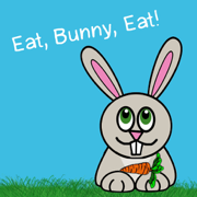 Eat, Bunny, Eat!