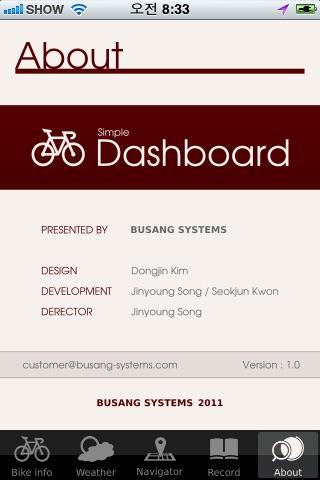 Simple Dashboard screenshot-4