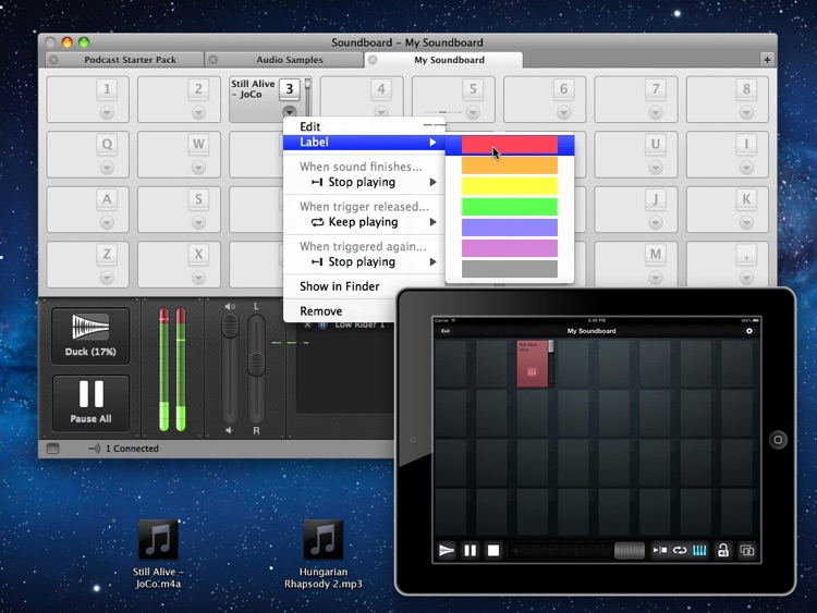 Soundboard Remote screenshot-3