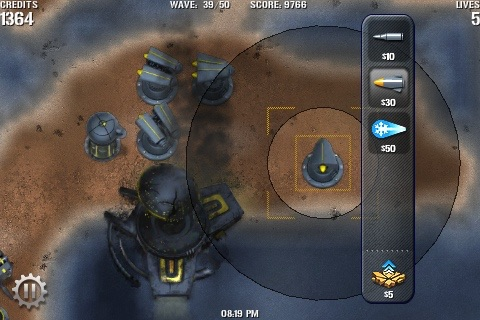 TriDefense Free screenshot-1