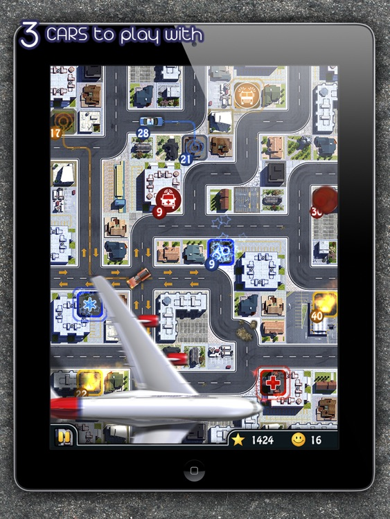 Rescue City iPad Edition screenshot-3