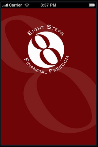 8 Steps To Financial Freedom screenshot 1