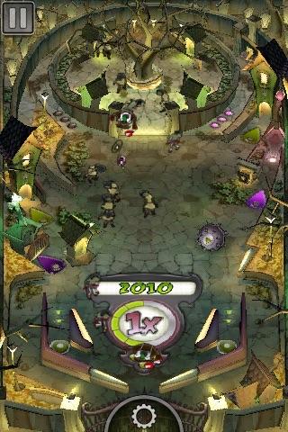 Undead Attack! Pinball Lite screenshot three