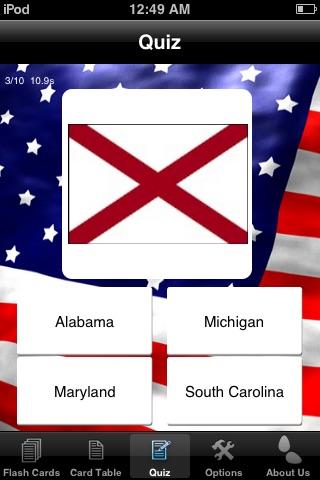 USA State Capitals screenshot-3