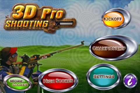3D Pro Shooting Lite screenshot-2