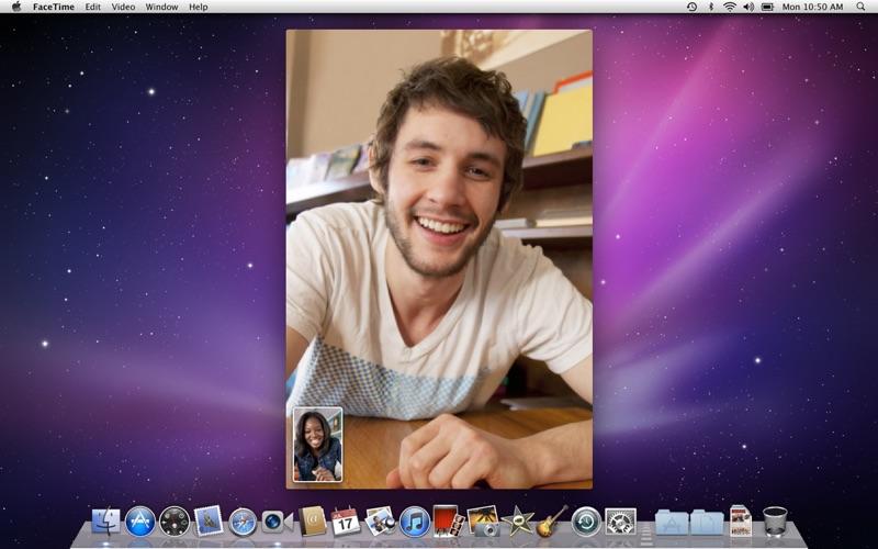 FaceTime скриншот программы 5