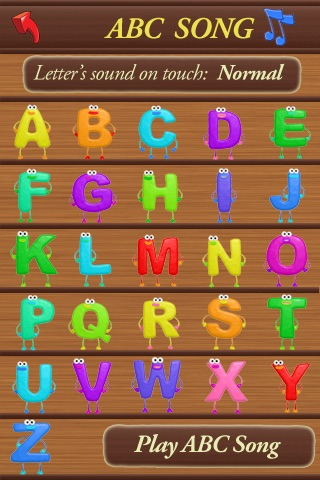 ABC Tracer - Alphabet flashcard tracing phonics and drawing screenshot-4