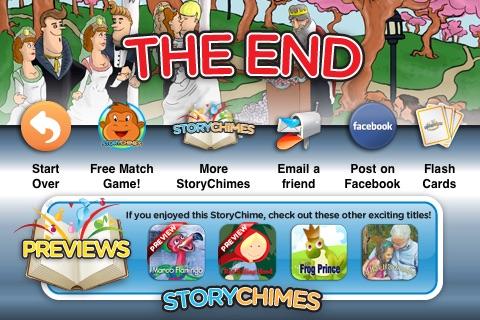 The Queen Bee StoryChimes (FREE) screenshot-4