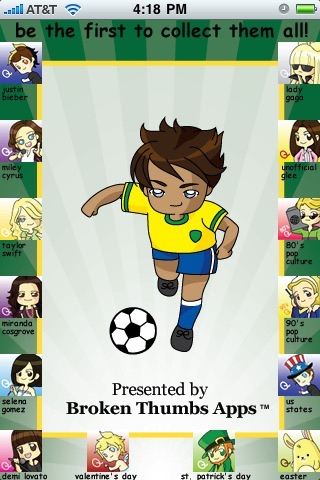 World Soccer Quizzle™ - Sports Trivia screenshot-0