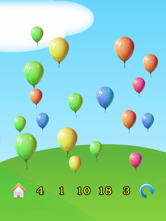 Free Kids Counting Game screenshot-4