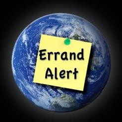 Errand Alert 4+