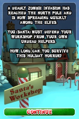 Shotgun Santa screenshot-2