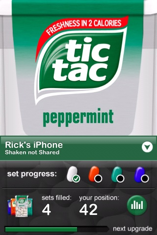Tic Tac® Shake & Share screenshot-2