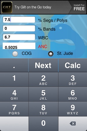 anc calc on the app store