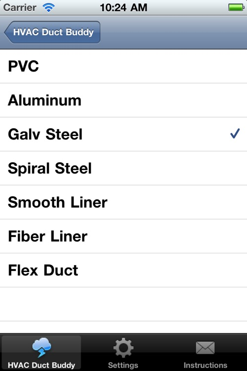 HVAC Buddy® Duct Calc screenshot-4
