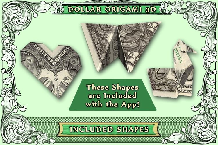 Dollar Origami.