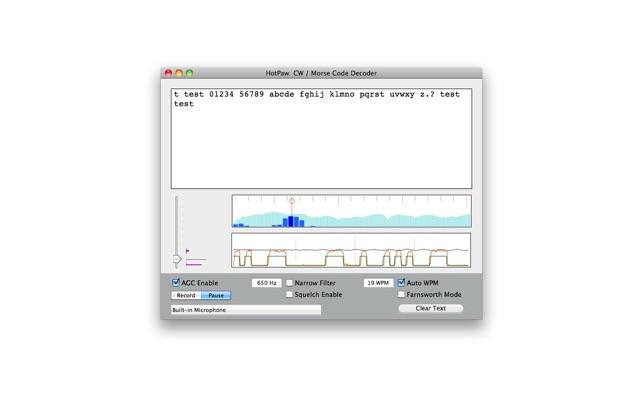 cw decoder software download