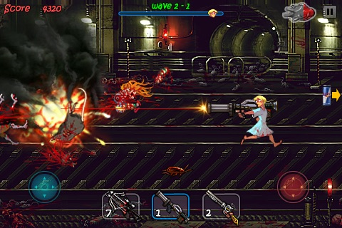 Zombie Shock screenshot-3