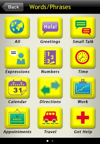 Basic Spanish For Dummies screenshot-3