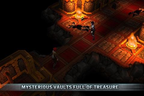 Mighty Match - Puzzle Adventure Screenshot